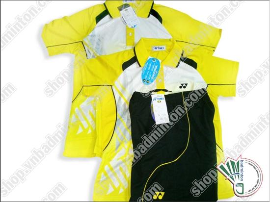 áo quần vàng Yonex 19