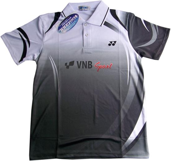 Áo cầu lông Yonex đen trắng 36063