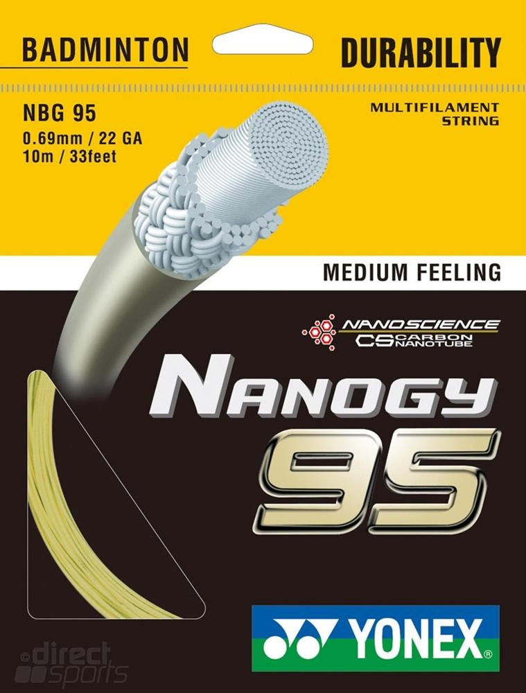Dây cước căng vợt Yonex Nanogy BG 95