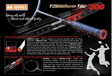 vợt cầu lông Adonex TRANSFORM TEC 300