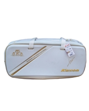 Túi đựng vợt cầu lông Kason FBJG208-1000 màu trắng