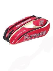 Túi cầu lông Sunbatta SB 2104 đỏ