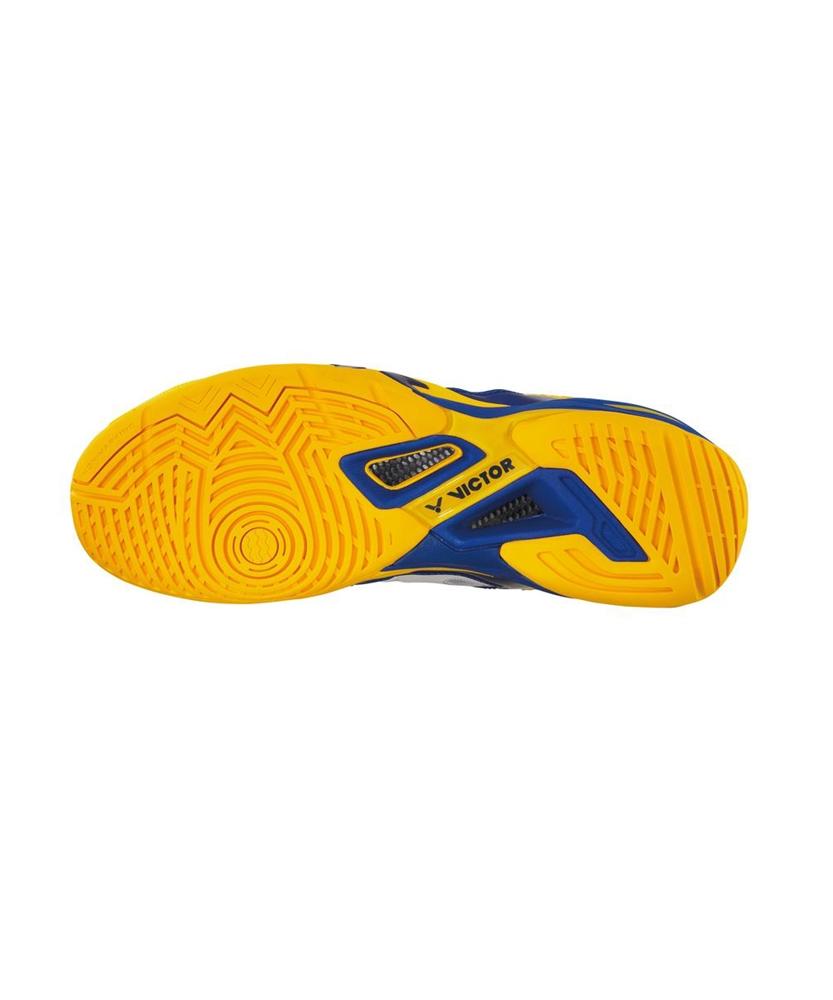 Giày Cầu Lông Victor 9200 AF Trắng Vàng 2016