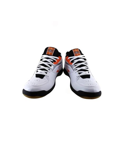 Giày cầu lông Mizuno WAVE GATE 4 Trắng-Cam