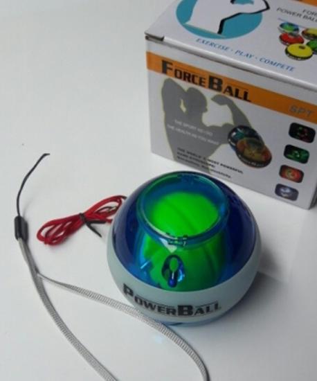 Power Ball - Dụng cụ tập luyện cổ tay ( Không có đồng hồ )