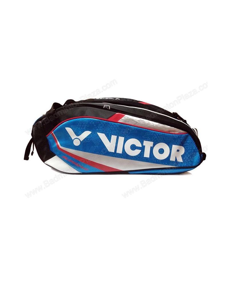 Tui vợt Victor 9207 xanh biển - Chính hãng Victor 2016
