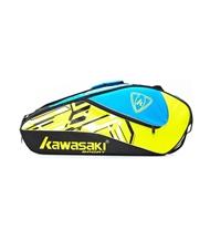 Túi vợt Cầu Lông Kawasaki 8665 xanh dương