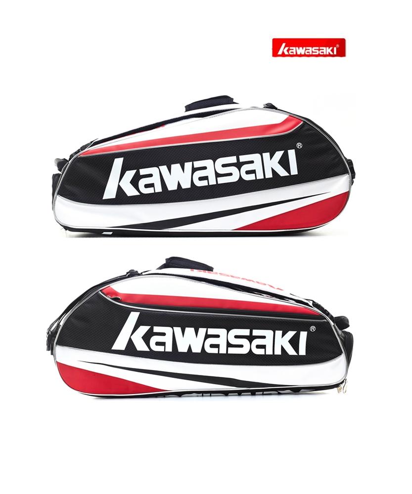 Túi vợt Cầu Lông Kawasaki 8662