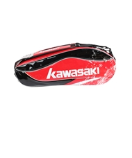 Túi vợt Cầu Lông Kawasaki 8663 đỏ