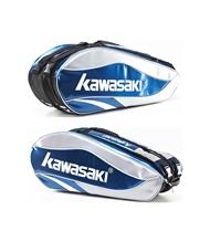 Túi vợt Cầu Lông Kawasaki 8663 xanh dương