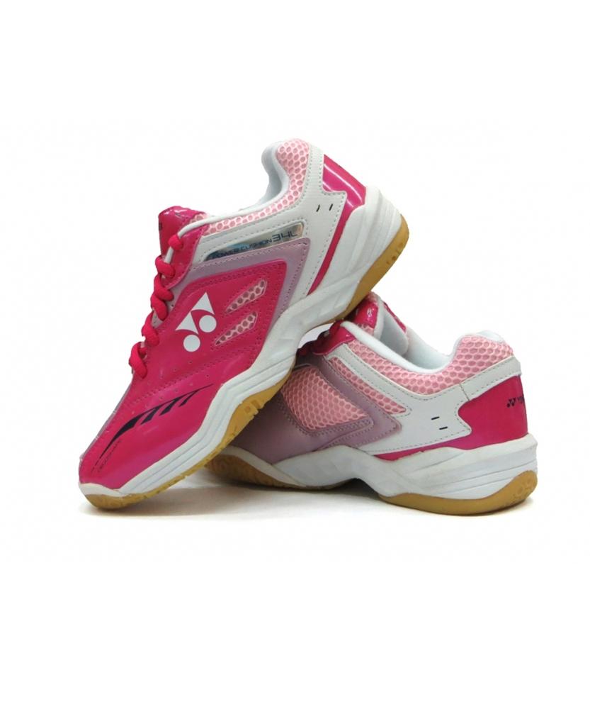 Giày Cầu Lông Yonex SHB 34 LX trắng hồng