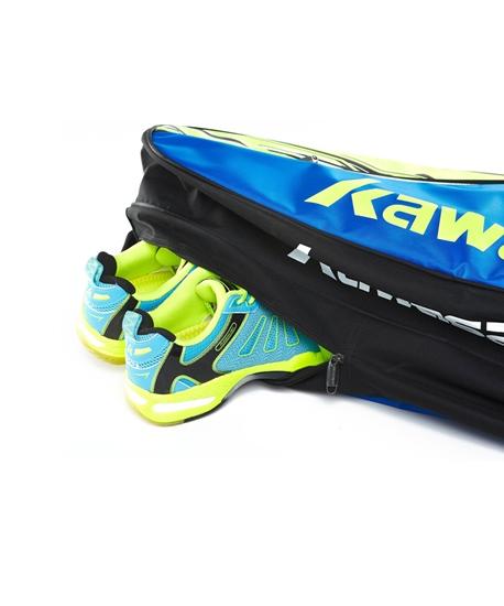Túi vợt Cầu Lông Kawasaki 8661