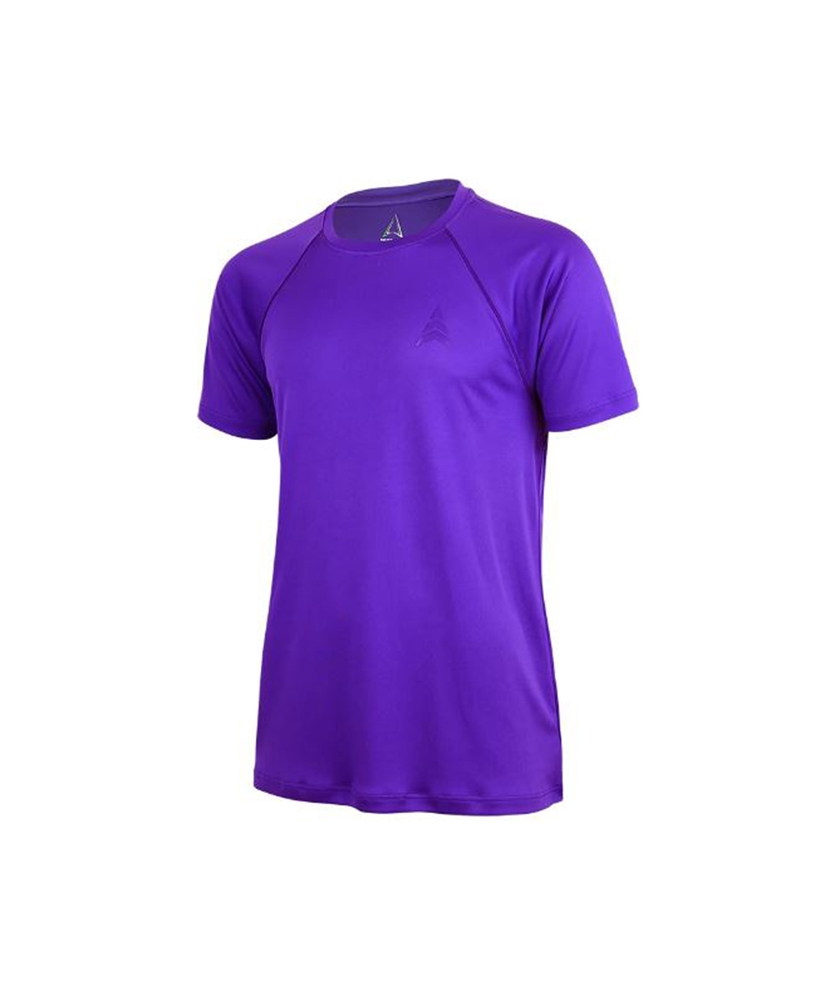 Áo Ailen Men s Ulight Plain Sport Original Purple A095