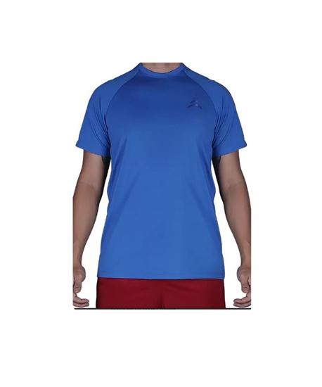 Áo Ailen Men s Ulight Plain Sport Original Blue A095