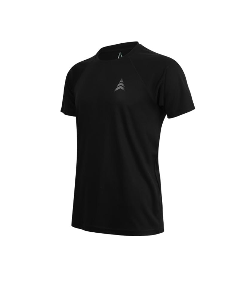 Áo Ailen Men s Ulight Plain Sport Original Black A095