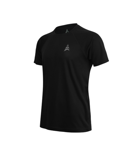 Áo Ailen Men s Ulight Plain Sport Original Black A095