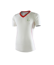 Áo Ailen Irona I V-neck training T-shirt VT01 White