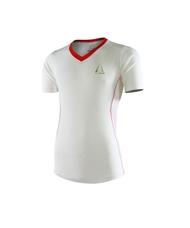Áo Ailen Irona I V-neck training T-shirt VT01 White