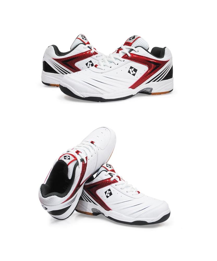 Giày cầu lông KUMPOO KH15 trắng