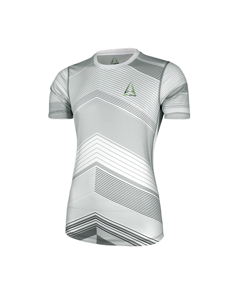 Áo Ailen Men s Ulight Alien Line Original White A065
