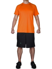 Áo Ailen Men s Ulight Plain Sport Original Orange A095