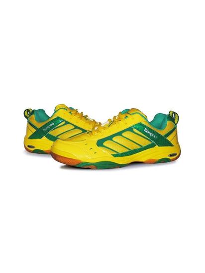 Giày cầu lông KUMPOO KH39 Vàng
