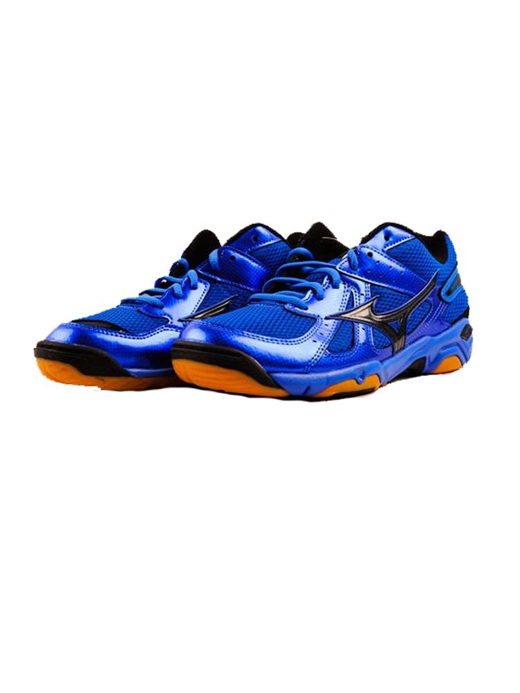 Giày cầu lông Mizuno WAVE TWISTER 4 - 094 xanh dương