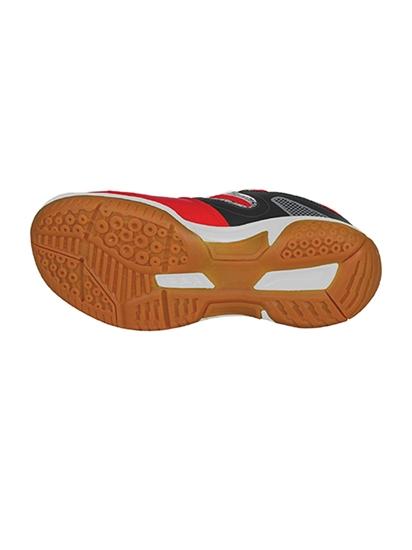 Giày cầu lông Apacs 077 Đỏ