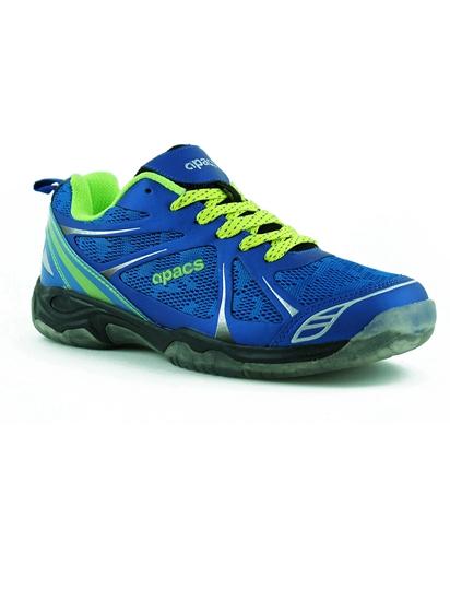 Giày cầu lông Apacs 068 xanh dương
