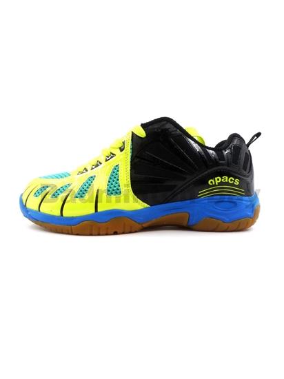 Giày cầu lông Apacs 075 xanh chuối