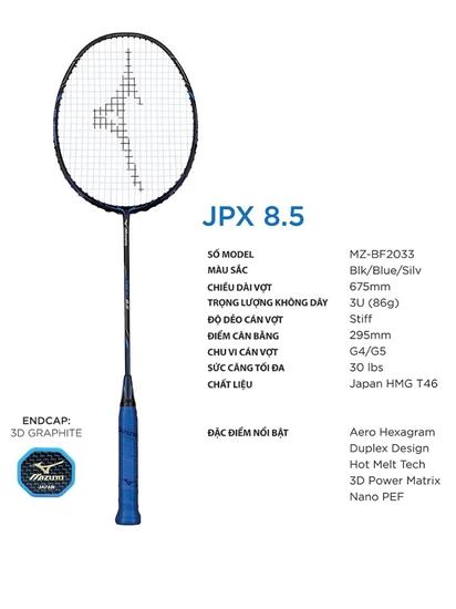 Vợt Cầu Lông Mizuno JPX 8.5
