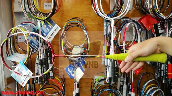 Cách cầm vợt cầu lông đúng trong bộ môn cầu lông