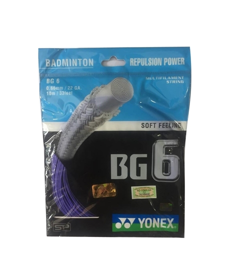 Picture of Dây cước căng vợt Yonex BG 6