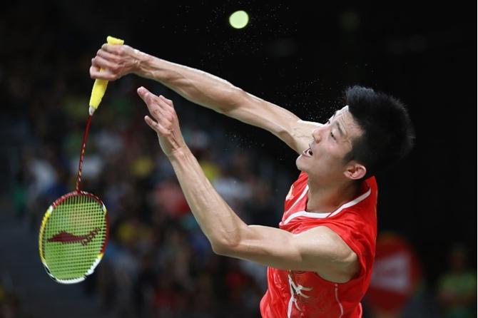 Giải cầu lông Vô Địch Thế Giới 2017:  Chen Long vs Ajay JAYARAM