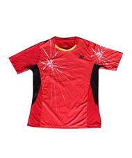 Hình ảnh củaÁo cầu lông Yonex 6810B Đỏ