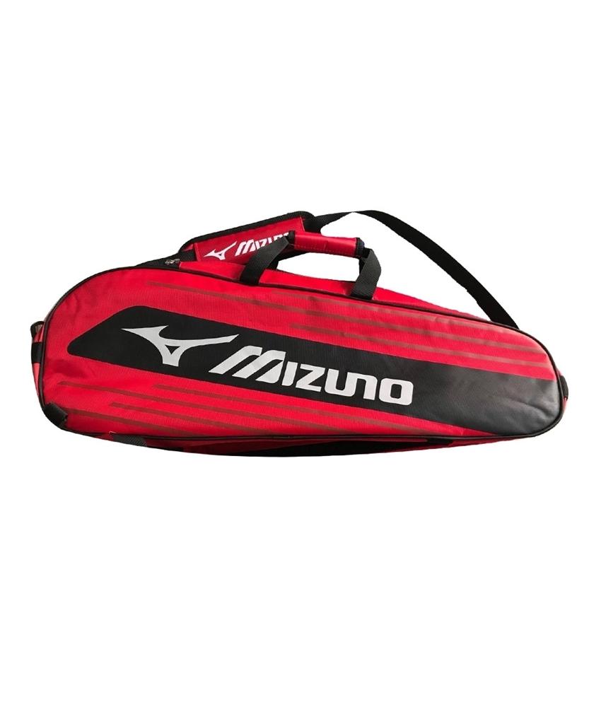 Picture of Túi vợt cầu lông Mizuno MP1613 đỏ đen