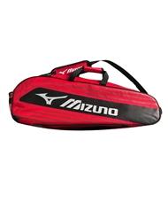 Hình ảnh củaTúi vợt cầu lông Mizuno MP1613 đỏ đen