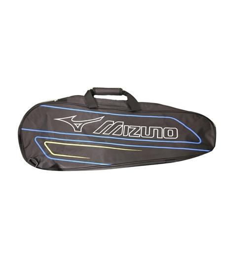 Picture of Túi vợt cầu lông Mizuno MP1614 xanh đen