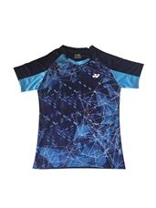 Hình ảnh củaÁo cầu lông Yonex 1625B xanh dương