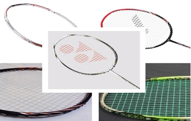 Top 5 các hãng vợt cầu lông nổi tiếng được sử dụng nhiều ở VN