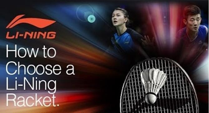 Cách chọn vợt cầu lông Lining, phân biệt vợt Lining thật và giả