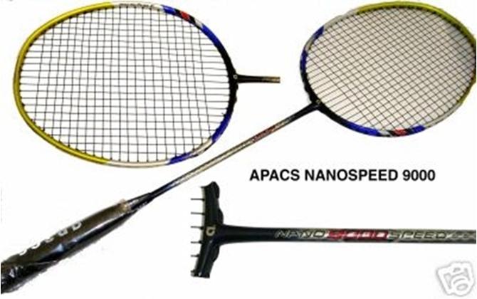 Tư vấn mua vợt cầu lông Apacs và sản phẩm ứng ý nhất với người mới
