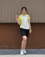 Hình ảnh củaÁo Cầu Lông VNB - 012018 (Nữ-Vàng)