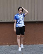 Hình ảnh củaÁo Cầu Lông VNB - 012018 (Nữ - Xanh Đậm)