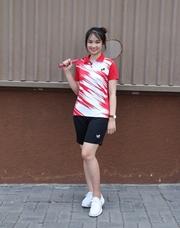 Hình ảnh củaÁo Cầu Lông VNB - 012018 (Nữ-Đỏ)