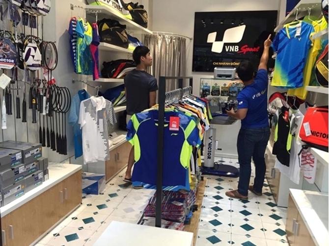Mua vợt cầu lông Yonex chính hãng ở đâu tại Hà Nội và tphcm