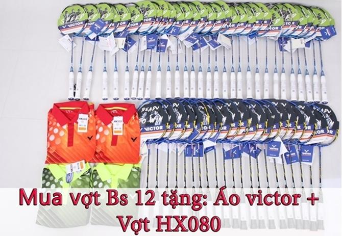 Victor Brave sword 12 ( BS12) Siêu Khuyến Mãi Tại Shop VNB Có Gì Hot ?