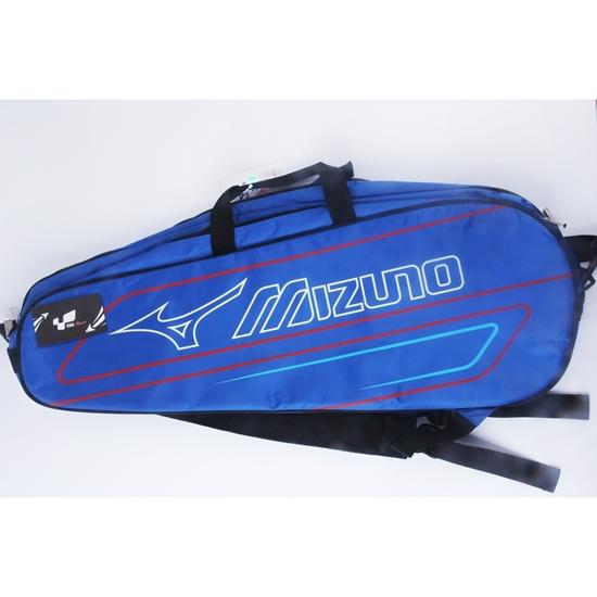 Picture of Túi vợt cầu lông Mizuno MP1614 xanh đỏ