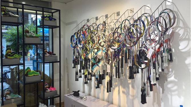 Shop Cầu Lông Thái Nguyên - VNB Sports: Nơi mua vợt cầu lông, giày, quần áo tốt nhất