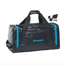 Túi vợt cầu lông Kawasaki 8701 - Đen